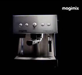Miniature Expresso manuel Magimix Ets LEFEBVRE