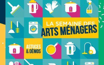 SEMAINE DES ARTS MÉNAGERS CARREFOUR STE SUZANNE