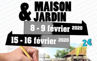 SALON MAISON & JARDIN 2020