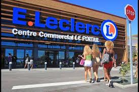 """E.LECLERC """"Le Portail"""""""